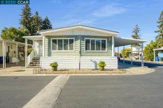 2167 2167  Dalis Drive #110, Concord, CA 94520 (#40930374) :: Excel Fine Homes