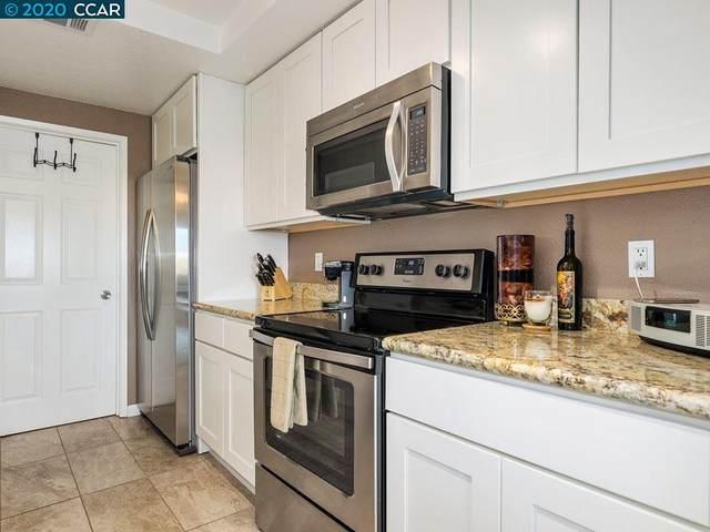 5450 Kirkwood Dr K4, Concord, CA 94521 (#40930424) :: Excel Fine Homes