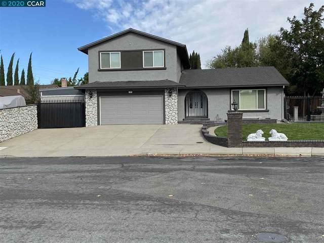 1305 Tarryton Ct, Antioch, CA 94509 (#40930431) :: Excel Fine Homes
