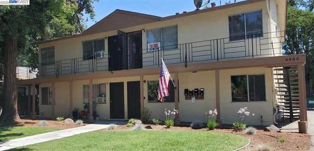 4464 Pleasanton Ave., Pleasanton, CA 94566 (#40930496) :: Excel Fine Homes