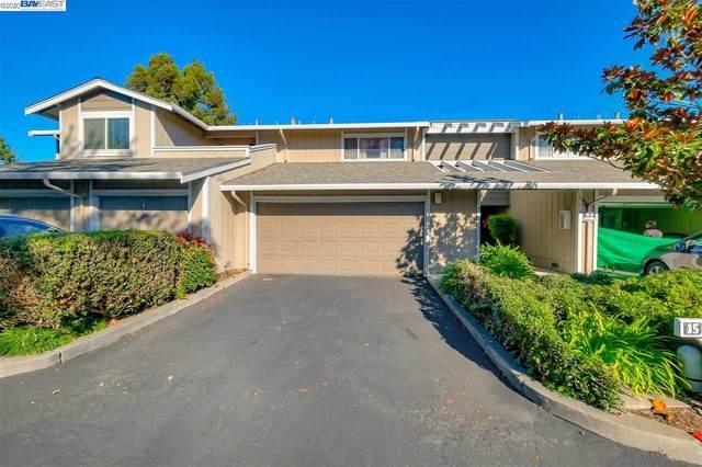 15 Astrida Dr. #3, Hayward, CA 94544 (#40930553) :: Real Estate Experts
