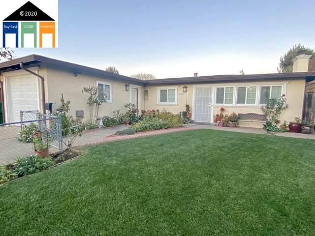 24848 Muir St, Hayward, CA 94544 (#40930571) :: Paradigm Investments
