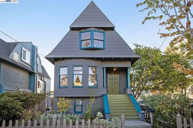 4843 Clarke St, Oakland, CA 94609 (#40930587) :: Paradigm Investments