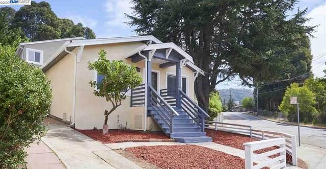 4900 Daisy Street, Oakland, CA 94619 (#40930598) :: Paradigm Investments