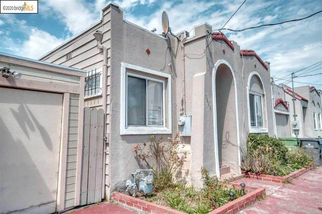5829 Kingsley Circle, Oakland, CA 94605 (#40930599) :: Paradigm Investments