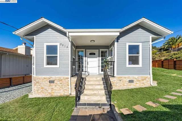3213 Partridge Avenue, Oakland, CA 94605 (#40930635) :: RE/MAX Accord (DRE# 01491373)