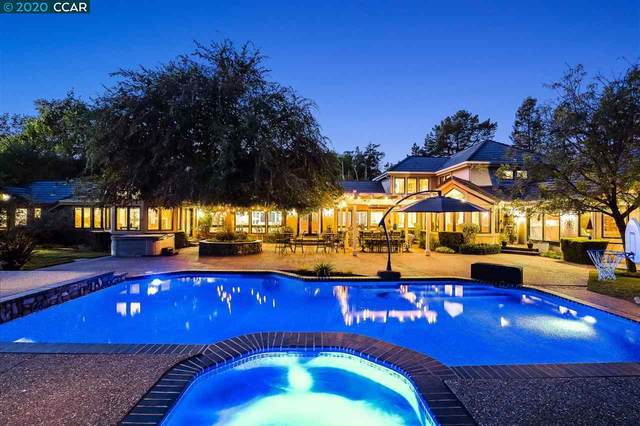 1080 Finley Rd, Danville, CA 94588 (#40930708) :: Excel Fine Homes