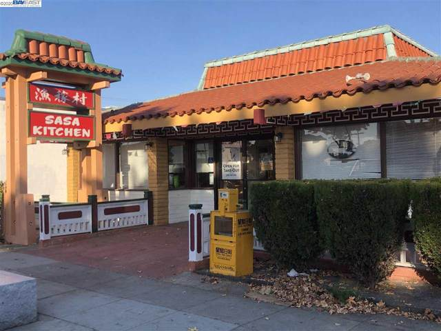 10350 San Pablo Ave, El Cerrito, CA 94530 (#40930729) :: Real Estate Experts