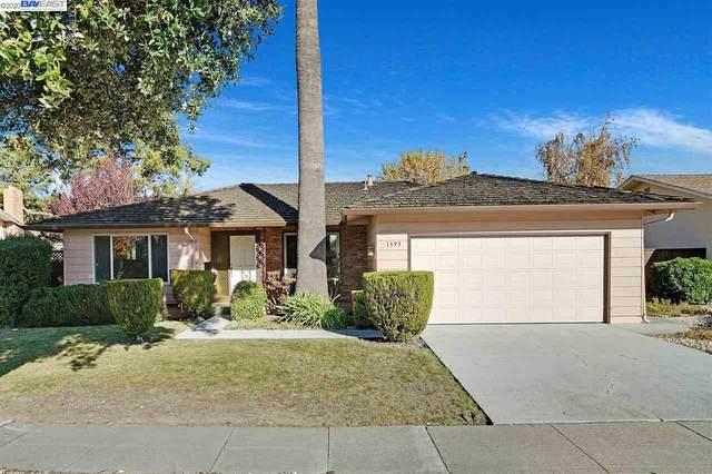 1595 Vernal Ave, Fremont, CA 94539 (#40930752) :: J. Rockcliff Realtors