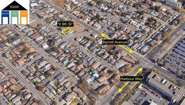 0 9th St, Richmond, CA 94801 (#40930825) :: The Venema Homes Team
