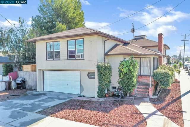 568 38Th St, Richmond, CA 94805 (#40930841) :: Blue Line Property Group