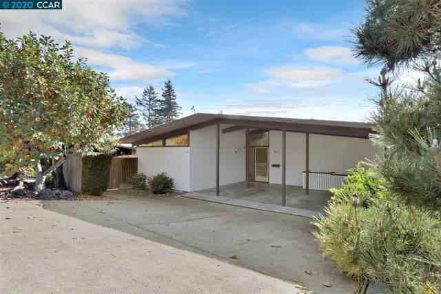 616 Beloit Ave, Kensington, CA 94708 (#40930842) :: Blue Line Property Group