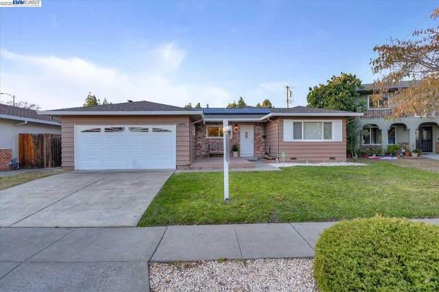 4659 Montecarlo Park Ct, Fremont, CA 94538 (#40930845) :: Real Estate Experts