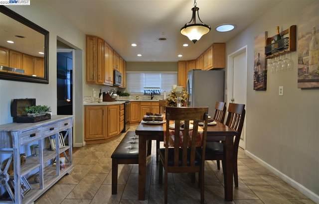 866 Marvin Way, Hayward, CA 94541 (#40930864) :: Real Estate Experts