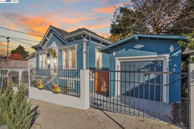 1130 E 20Th St, Oakland, CA 94606 (#40930866) :: Blue Line Property Group