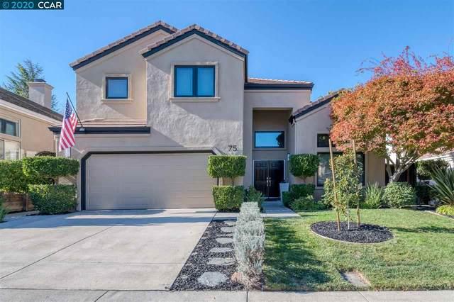 75 Haskins Ranch Cir, Danville, CA 94506 (#40930913) :: The Lucas Group