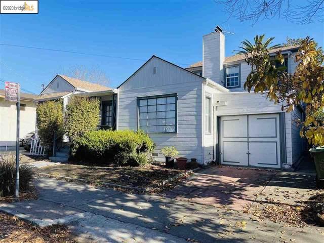 1333 Santa Fe Ave., Berkeley, CA 94702 (#40931073) :: The Grubb Company