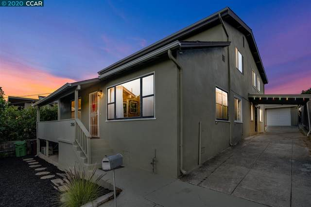 3985 Rhoda Ave., Oakland, CA 94602 (#40931276) :: Paradigm Investments