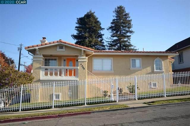 4000 San Juan Street, Oakland, CA 94601 (#40931346) :: Realty World Property Network