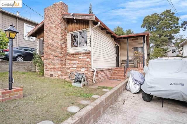 2868 Georgia St, Oakland, CA 94602 (#40931416) :: Paradigm Investments