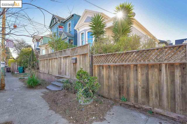 873 20Th St, Oakland, CA 94607 (MLS #40931475) :: Paul Lopez Real Estate
