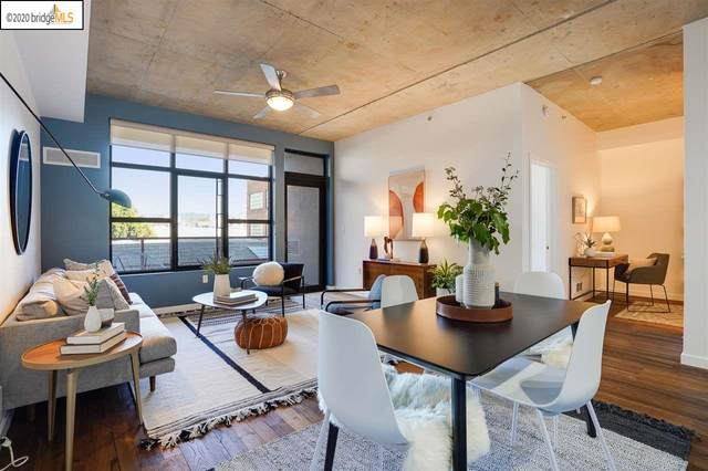 288 3rd St #311, Oakland, CA 94607 (#40931589) :: Paradigm Investments