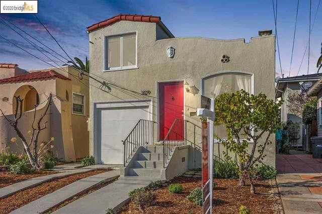 3129 61St Ave, Oakland, CA 94605 (#40931727) :: The Grubb Company
