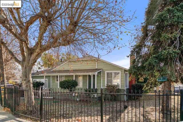 637 Almanza Dr, Oakland, CA 94603 (MLS #40931855) :: Paul Lopez Real Estate