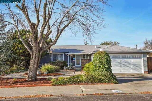 3123 Esperanza, Concord, CA 94519 (#40931912) :: Excel Fine Homes