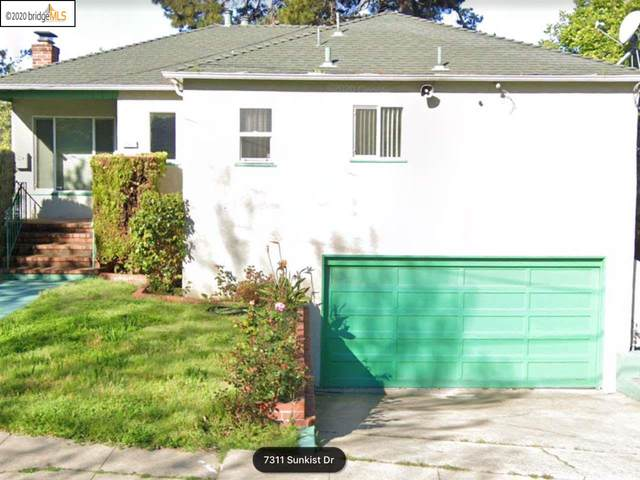 7311 Sunkist Dr, Oakland, CA 94605 (#40931935) :: Paradigm Investments