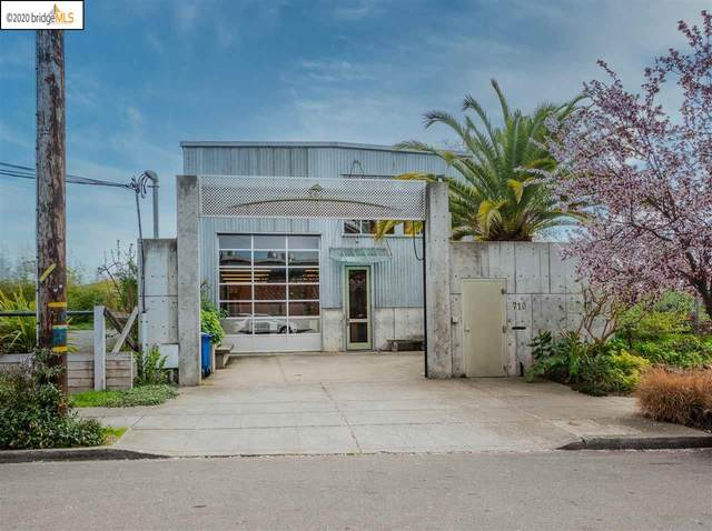 710 Channing Way, Berkeley, CA 94710 (MLS #40931978) :: Paul Lopez Real Estate