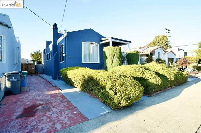 2951 62nd Ave, Oakland, CA 94605 (MLS #40931979) :: 3 Step Realty Group