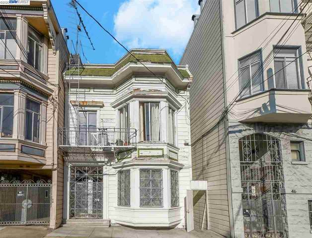 Alvarado St, San Francisco, CA 94110 (#40932151) :: The Grubb Company