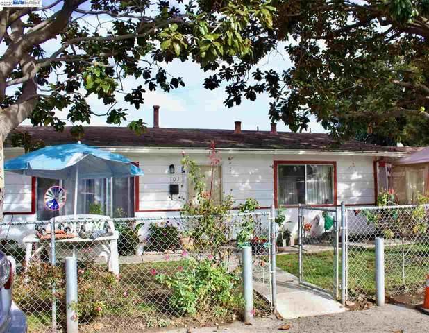 101 Garden St, East Palo Alto, CA 94303 (#40932304) :: Real Estate Experts