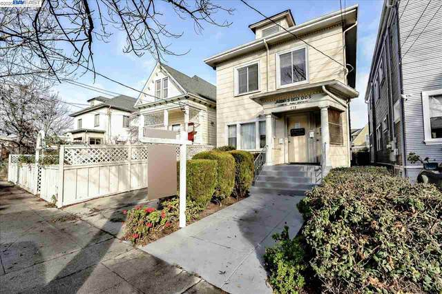 478 36Th St, Oakland, CA 94609 (#40932470) :: Excel Fine Homes