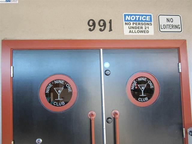 991 Manor Blvd., San Leandro, CA 94579 (#40932483) :: Excel Fine Homes