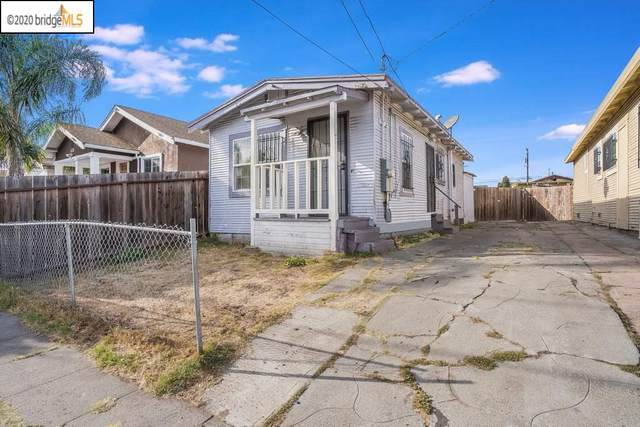 1819 Church St, Oakland, CA 94621 (#40932520) :: Paradigm Investments