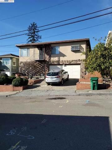 2222 Pomar Vista St, San Leandro, CA 94578 (#40932564) :: Real Estate Experts