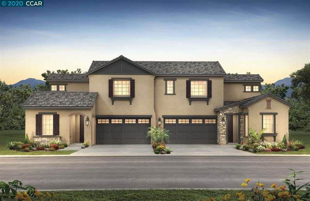 1541 Spumante Lane Lot 67, Brentwood, CA 94513 (#40932594) :: The Grubb Company
