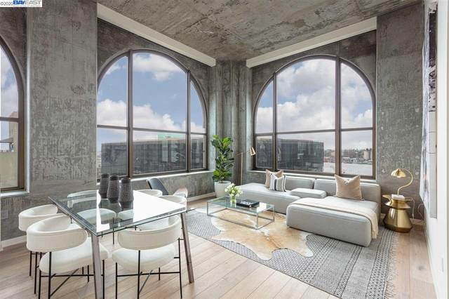 311 2nd Street #811, Oakland, CA 94607 (#40932670) :: Excel Fine Homes