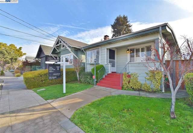 1306 Mound St, Alameda, CA 94501 (#40932797) :: Paradigm Investments