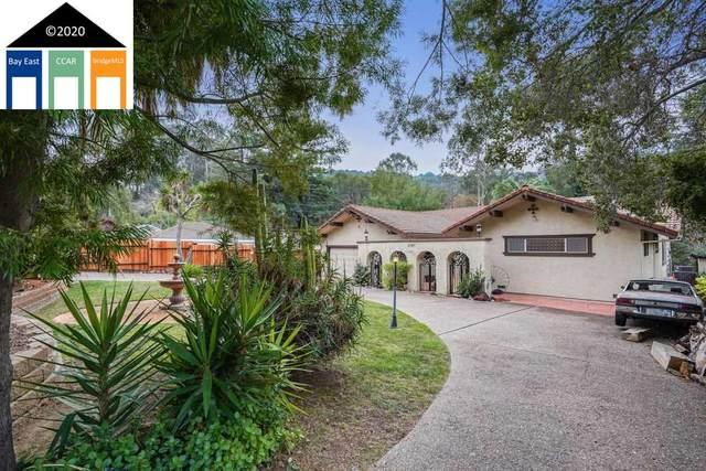 6484 Hillside Dr, El Sobrante, CA 94803 (#40932875) :: Excel Fine Homes