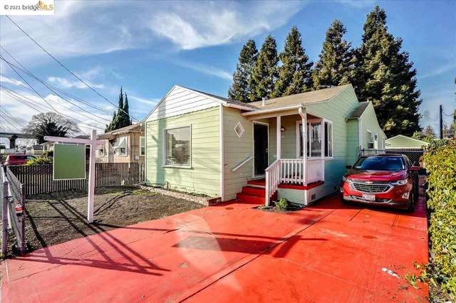 943 105th Ave, Oakland, CA 94603 (#40933089) :: Excel Fine Homes