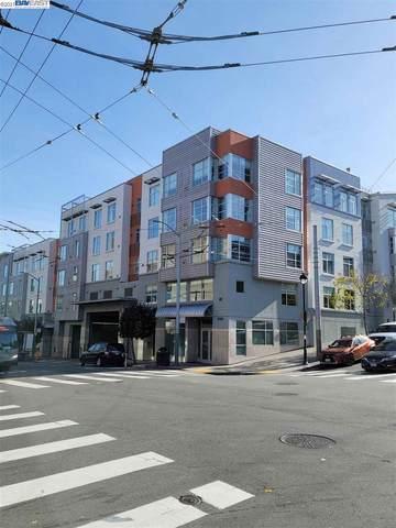 451 Kansas St #520, San Francisco, CA 94107 (#40933101) :: The Grubb Company