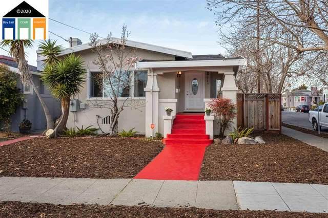 2345 66th Ave, Oakland, CA 94605 (#40933103) :: The Grubb Company