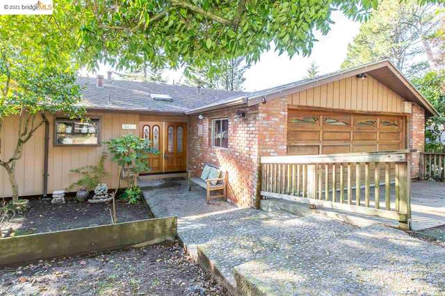8411 Pine Hills Drive, Oakland, CA 94611 (#40933109) :: Blue Line Property Group