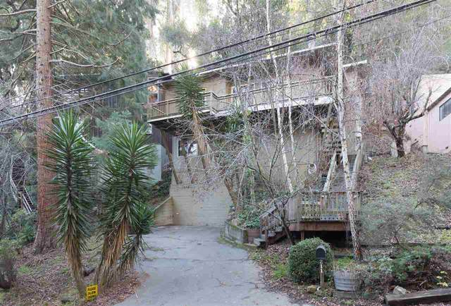 211 Beauforest Dr, Oakland, CA 94611 (#40933137) :: Blue Line Property Group