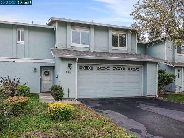 136 Fountainhead Ct, Martinez, CA 94553 (#40933149) :: The Grubb Company