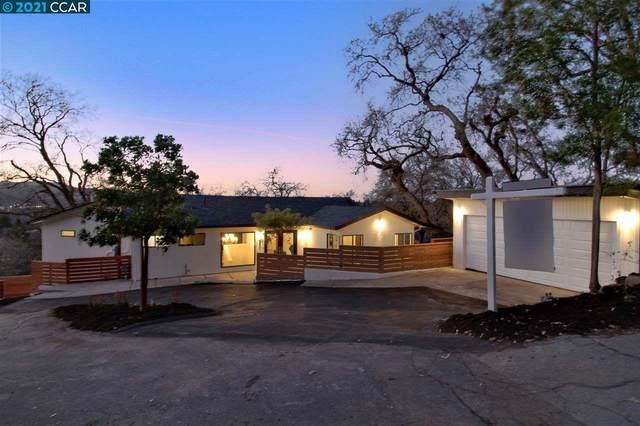 280 Summit Rd, Walnut Creek, CA 94598 (#40933213) :: Realty World Property Network