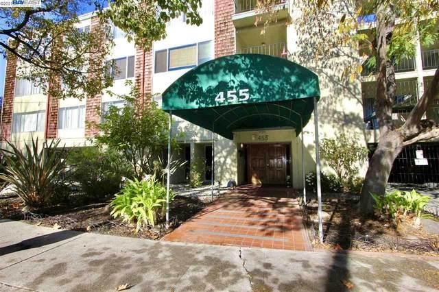455 Crescent St #109, Oakland, CA 94610 (#40933219) :: Paradigm Investments